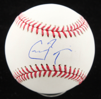 Greg Bird Signed OML Baseball (JSA Hologram) at PristineAuction.com