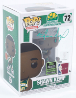Shawn Kemp Signed LE SuperSonics #72 Funko Pop! Vinyl Figure (PSA COA) at PristineAuction.com
