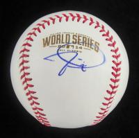 Tim Linecum Signed 2014 World Series Baseball (Beckett COA) at PristineAuction.com