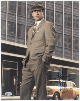"Jon Hamm Signed ""Mad Men"" 11x14 Photo (Beckett COA) at PristineAuction.com"