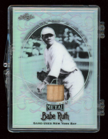 Babe Ruth 2019 Leaf Metal Babe Ruth Collection Bats #SB23 Babe Ruth at PristineAuction.com