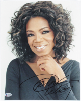 Oprah Winfrey Signed 11x14 Photo (Beckett COA) at PristineAuction.com