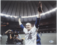 """Gaylord Perry Signed Mariners 11x14 Photo Inscribed """"300"""" (Beckett COA) at PristineAuction.com"""