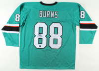 Brent Burns Signed Jersey (Burns COA) at PristineAuction.com