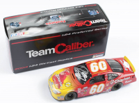 Greg Biffle Signed LE #60 Justice League Charter 2004 Ford Taurus 1:24 Scale Die Cast Car (JSA COA) at PristineAuction.com
