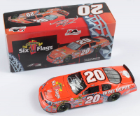 Tony Stewart Signed LE #20 Home Depot / Six Flags 2006 Monte Carlo SS 1:24 Diecast Car (JSA COA) at PristineAuction.com