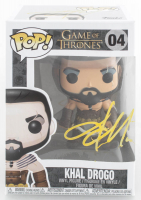 "Anthony Stewart Head Signed ""Buffy The Vampire Slayer"" #596 Giles Funko Pop! Vinyl Figure (PSA Hologram) at PristineAuction.com"