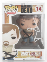 "Norman Reedus Signed ""The Walking Dead"" #14 Daryl Dixon Funko Pop! Vinyl Figure (PSA Hologram) at PristineAuction.com"