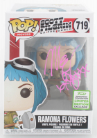 "Mary Elizabeth Winstead Signed LE ""Scott Pilgrim Vs. The World"" #719 Ramona Flowers Funko Pop! Vinyl Figure (Beckett Hologram) at PristineAuction.com"