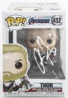"Chris Hemsworth Signed ""Avengers"" #452 Thor Funko Pop! Vinyl Figure (PSA Hologram) at PristineAuction.com"