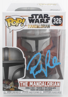 "Pedro Pascal Signed ""The Mandalorian"" #326 The Mandalorian Funko Pop! Vinyl Figure (Beckett Hologram) at PristineAuction.com"