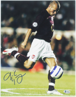 Freddie Ljungberg Signed Arsenal F.C. 11x14 Photo (Beckett COA) at PristineAuction.com
