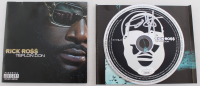 "Rick Ross Signed ""Teflon Don"" CD (JSA Hologram) at PristineAuction.com"