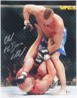 "Chuck ""The Iceman"" Liddell Signed UFC 11x14 Photo (Beckett COA) at PristineAuction.com"