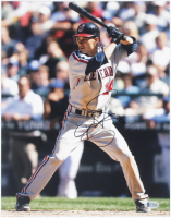 Grady Sizemore Signed Indians 11x14 Photo (Beckett COA) at PristineAuction.com