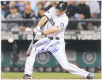Dustin Ackley Signed Mariners 11x14 Photo (Beckett COA) at PristineAuction.com