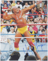 Hulk Hogan Signed WWE 11x14 Photo (Beckett COA) at PristineAuction.com