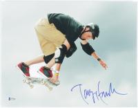 Tony Hawk Signed 11x14 Photo (Beckett COA) at PristineAuction.com