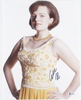 "Elisabeth Moss Signed ""Mad Men"" 11x14 Photo (Beckett COA) at PristineAuction.com"