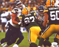 Kenny Clark Signed Packers 8x10 Photo (JSA COA) at PristineAuction.com