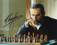 Garry Kasparov Signed 8x10 Photo (Beckett COA) at PristineAuction.com