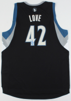 Kevin Love Signed Timberwolves Jersey (JSA COA) at PristineAuction.com