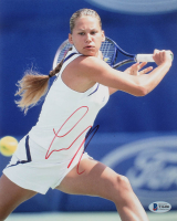 Anna Kournikova Signed 8x10 Photo (Beckett COA) at PristineAuction.com