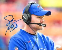 Sean McDermott Signed Bills 8x10 Photo (JSA COA) at PristineAuction.com