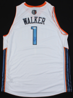 Kemba Walker Signed Bobcats Jersey (JSA COA) at PristineAuction.com