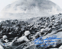 "Hershel W. Williams Signed 8x10 Photo Inscribed ""Medal of Honor"" & ""Iwo Jima"" (Beckett COA) at PristineAuction.com"