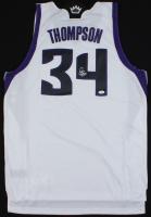 Jason Thompson Signed Kings Jersey (JSA COA) at PristineAuction.com