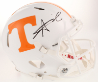 Alvin Kamara Signed Tennessee Volunteers Full-Size Authentic On-Field Speed Helmet (Radtke COA) at PristineAuction.com
