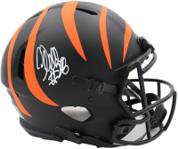 Corey Dillon Signed Bengals Full-Size Authentic On-Field Eclipse Alternate Speed Helmet (Radtke COA) at PristineAuction.com