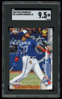 Vladimir Guerrero Jr. 2020 Topps Opening Day #33 (SGC 9.5) at PristineAuction.com