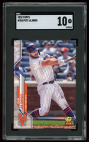 Pete Alonso 2020 Topps #350 CUP (SGC 10) at PristineAuction.com