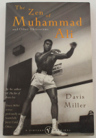 """Davis Miller Signed """"The Zen of Muhammad Ali"""" Softcover Book with Inscription (JSA COA) at PristineAuction.com"""
