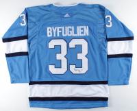 Dustin Byfuglien Signed Jets Jersey (JSA COA) at PristineAuction.com