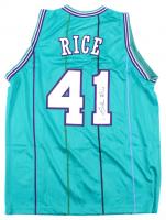 Glen Rice Signed Jersey (PSA COA) at PristineAuction.com