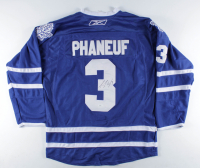 Dion Phaneuf Signed Maple Leafs Captain Jersey (JSA COA) at PristineAuction.com