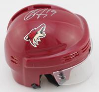 Shane Doan Signed Coyotes Mini Helmet (JSA COA) at PristineAuction.com
