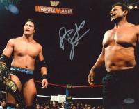 Rocky Johnson Signed 8x10 Photo (Schwartz COA) at PristineAuction.com