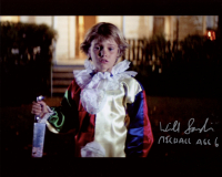 """Will Sandin Signed """"Halloween"""" 8x10 Photo Inscribed """"Michael Age 6"""" (Legends COA) at PristineAuction.com"""