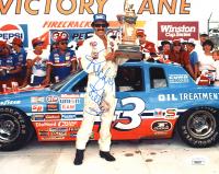 Richard Petty Signed NASCAR 8x10 Photo (JSA COA) at PristineAuction.com