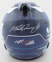 Martin Truex Jr. Signed NASCAR Auto-Owners Insurance Full-Size Helmet (PA COA) at PristineAuction.com