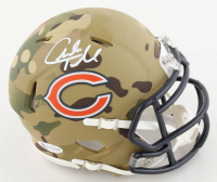 Charles Tillman Signed Bears Camo Alternate Speed Mini Helmet (Beckett COA) at PristineAuction.com