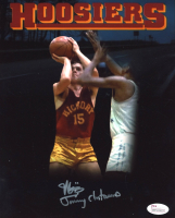 """Maris Valainis Signed """"Hoosiers"""" 8x10 Photo Inscribed """"Jimmy Chitwood"""" (JSA Hologram) at PristineAuction.com"""