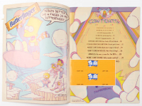 "Matt Groening, Bill Morrison, & Steve Vance Signed 1992 ""Simpsons 1992 Annual in Mind-Bending, Knee-Slapping, Eye-Popping 3-D"" Comic Book (Beckett LOA) at PristineAuction.com"