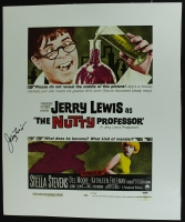 """Jerry Lewis Signed """"The Nutty Professor"""" 20x24 Canvas Print (PSA COA) at PristineAuction.com"""