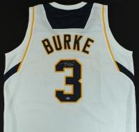 Trey Burke Signed Michigan Jersey (GTSM COA) at PristineAuction.com