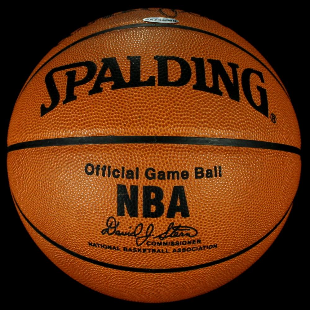 ec98692852d Kareem Abdul-Jabbar Signed NBA Official Game Ball (UDA) at  PristineAuction.com